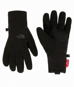 Rękawiczki The North Face Pamir Windstopper Etip black U|R Small