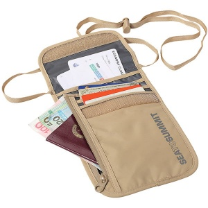 Saszetka Sea To Summit  NECK WALLET 5