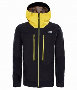 Kurtka Męska The North Face Summit L5 GTX Pro Jacket tnf black/canary yellow