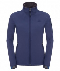 Softshell Damski The North Face Ceresio patriot blue