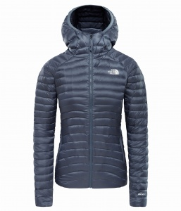 Kurtka Damska The North Face IMPENDOR DOWN HD grisaille grey