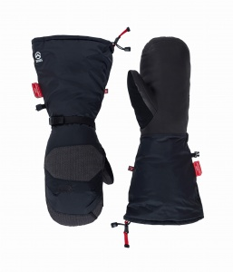 Łapawice The North Face Himalayan Mitt tnf black S new