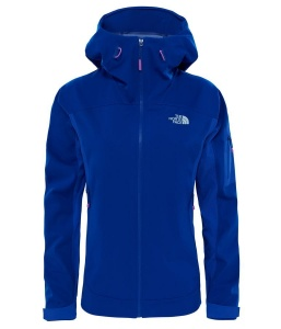 Softshell damski The North Face Water Ice marker blue