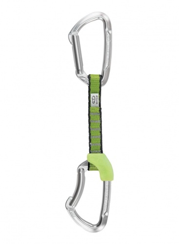 Ekspres Climbing Technology LIME SET NY 17cm silver