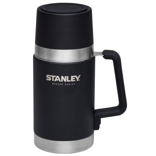 Termos Stanley MASTER FOOD JAR black matt 0,7L