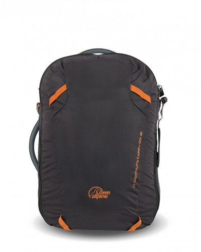 Torba Lowe Alpine AT Lightflite Carry On 45 anthracite/tangerine