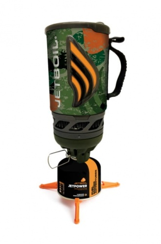 Palnik gazowy Jetboil FLASH Personal Cooking System jetcam