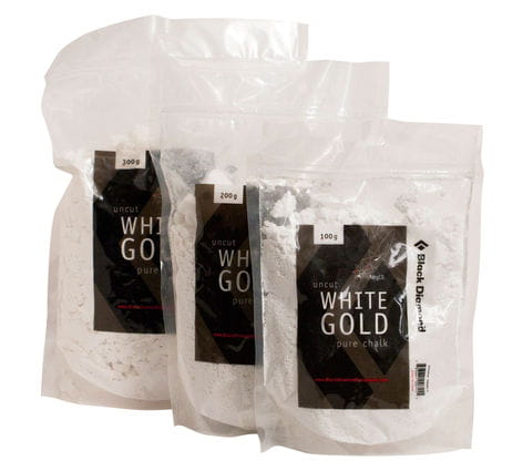 Magnezja Black Diamond LOOSE WHITE GOLD worek 200g