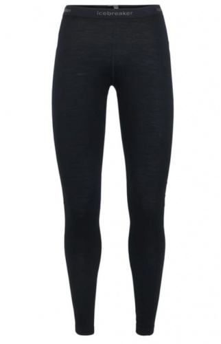 Spodnie damskie Icebreaker 260 TECH LEGGINGS gritstone heather