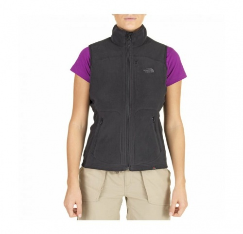 Kamizelka Damskia The North Face 100 Aurora Vest tnf black/tnf black S