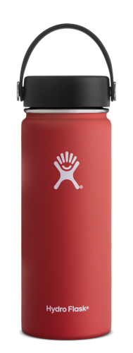 Kubek Hydro Flask 18 oz WIDE MOUTH 532ml lava