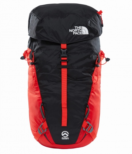 Plecak  The North Face Verto 18 fiery red/tnf black