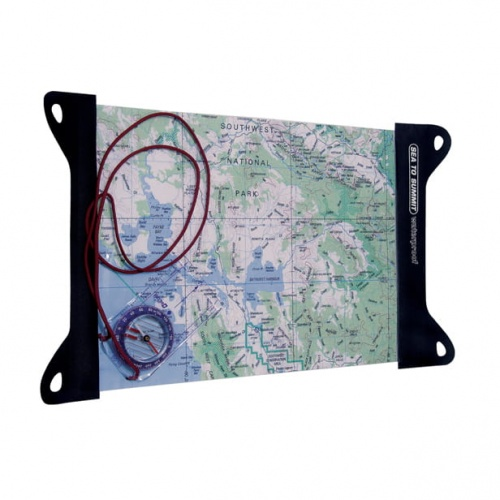 Mapnik Sea To Summit TPU GUIDE MAP CASE M