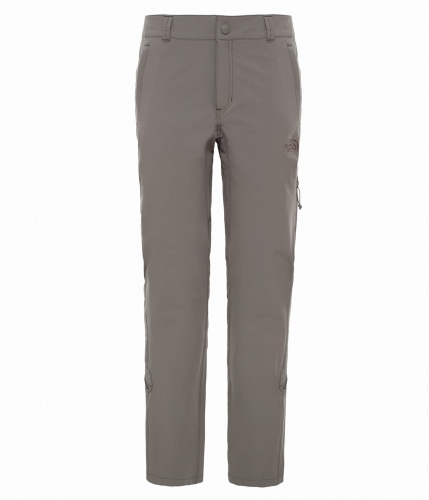 Spodnie Damskie The North Face Exploration Pant weimaraner brown