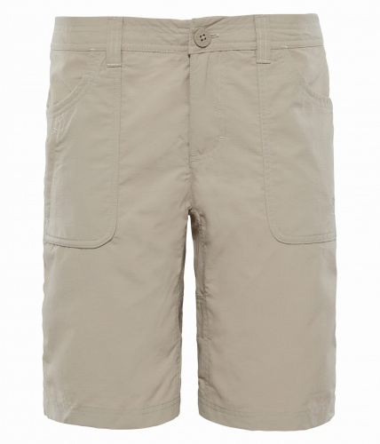 Spodenki Damskie The North Face Horizon Sunnyside dune beige