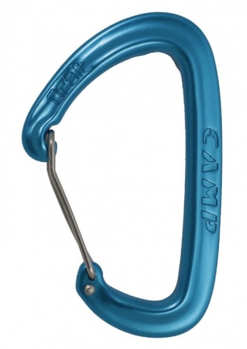 Karabinek Camp Orbit Wire blue
