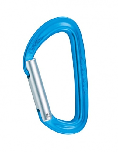 Karabinek Camp Orbit Straight Gate blue