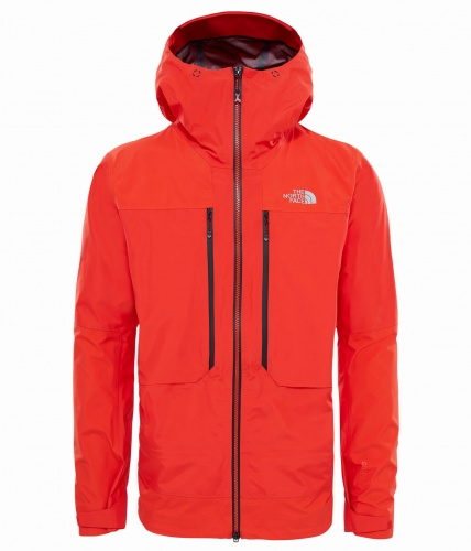 Kurtka The North Face Summit L5 GTX Pro Jacket fiery red