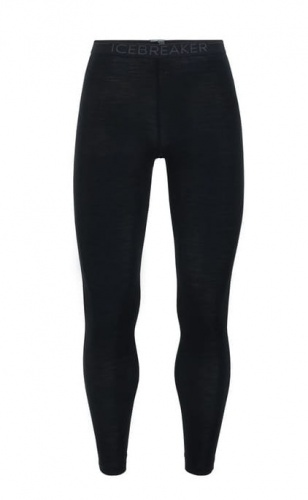 Kalesony męskie Icebreaker 175 EVERYDAY LEGGINGS black/monsoon