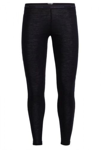 Spodnie damskie Icebreaker EVERYDAY LEGGINGS black S