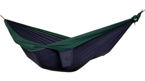 Hamak Ticket To The Moon 2 osobowy 06/05 navy blue/dark green