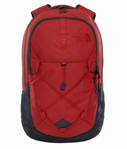 Plecak The North Face Jester ketchup red/asphalt grey
