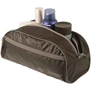 Kosmetyczka Sea To Summit Toiletry Bag L czarna