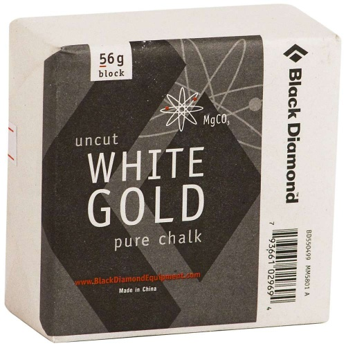 Magnezja Black Diamond SOLID WHITE GOLD kostka 56g