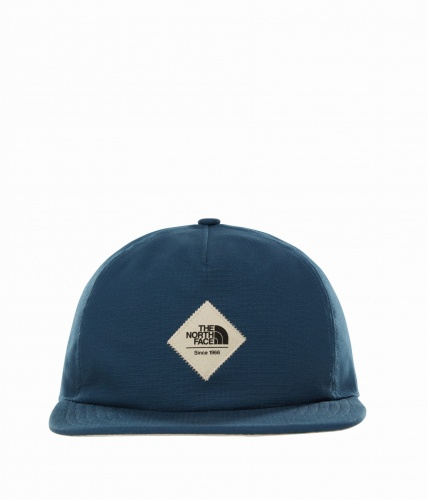 Czapka The North Face Juniper Crush Cap blue wing teal