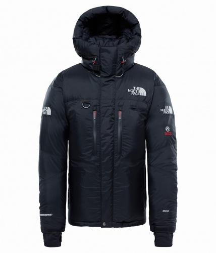 Kurtka Męska The North Face Himalayan Parka tnf black