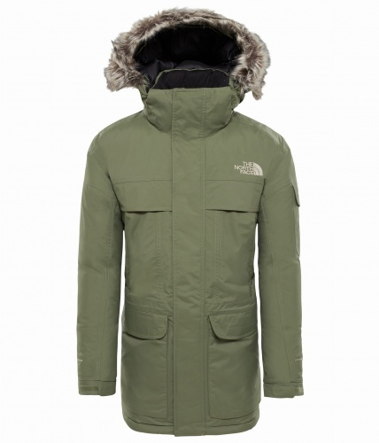 Kurtka Męska The North Face McMurdo Parka four leaf clover