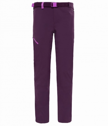 Spodnie Damskie The North Face Speedlight Pant blackberry wine