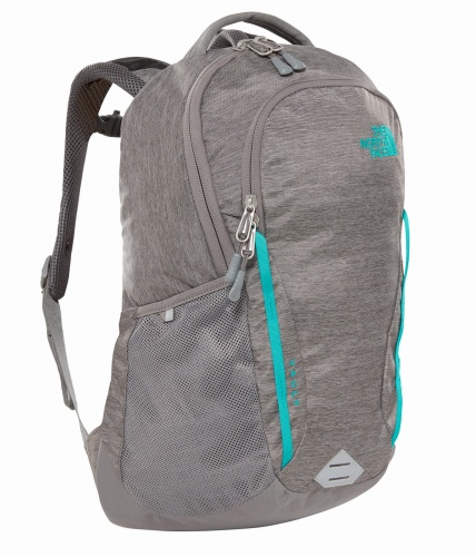 Plecak Damski The North Face Vault zinc grey/kokomo green