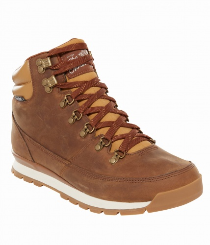 Buty Męskie The North Face Back-To-Berkeley Redux dijon brown/tagumi brown