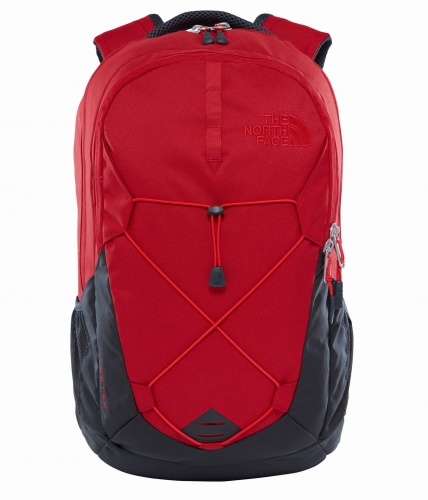 Plecak The North Face Jester rage red/asphalt grey