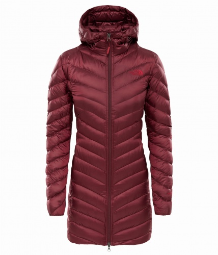 Kurtka Damska The North Face Trevail Parka HD fig