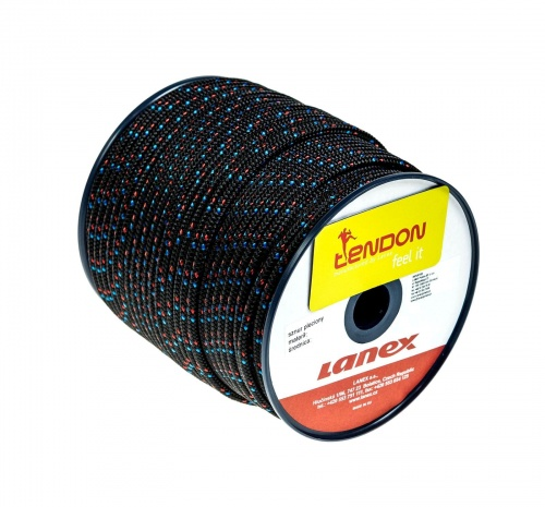 Kevlar Tendon 6mm czarny