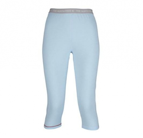 Spodenki Damskie The North Face Warm Capri blue Extra Small