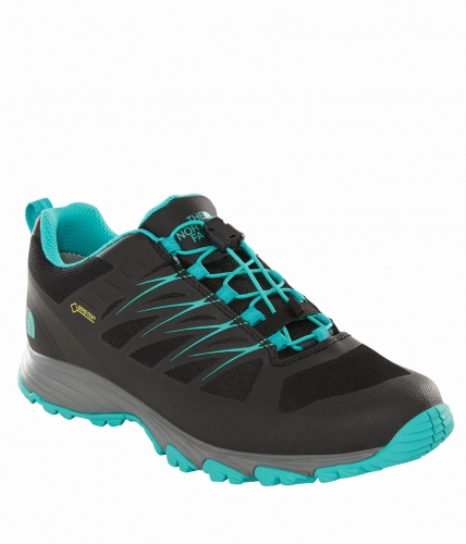 Buty Damskie The North Face Venture Fastlace Gtx black/ion blue