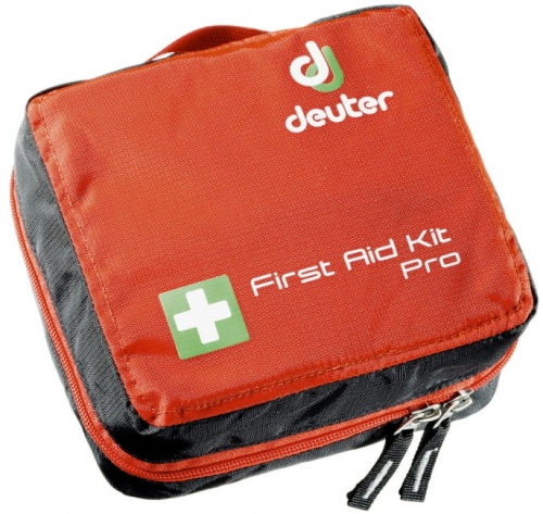 Apteczka Deuter First Aid Kit Pro Regular papaya
