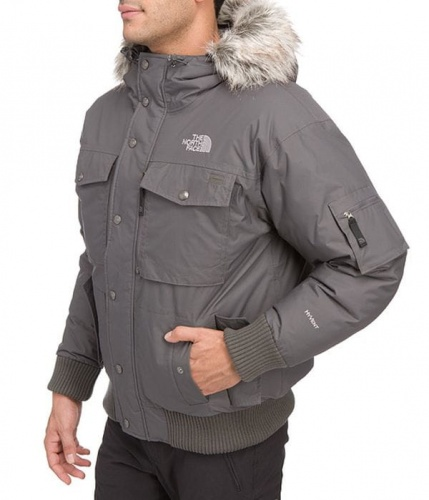 Kurtka The North Face Męska Gotham Jacket graphite grey XL
