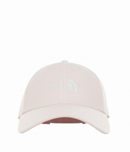 Czapka The North Face 66 CLASSIC HAT pink salt/tnf white