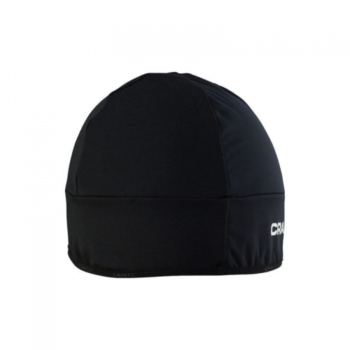 Czapka Craft WRAP HAT blcak L/XL
