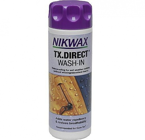 Impregnat Nikwax Tx Direct Wash-In 300ml