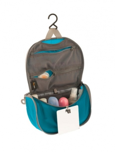 Kosmetyczka Sea To Summit Hanging Toiletry Bag blue/grey S