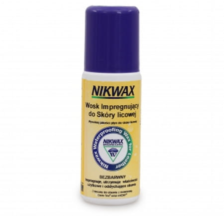 Impregnat do obuwia Nikwax WAX 125ml neutralny