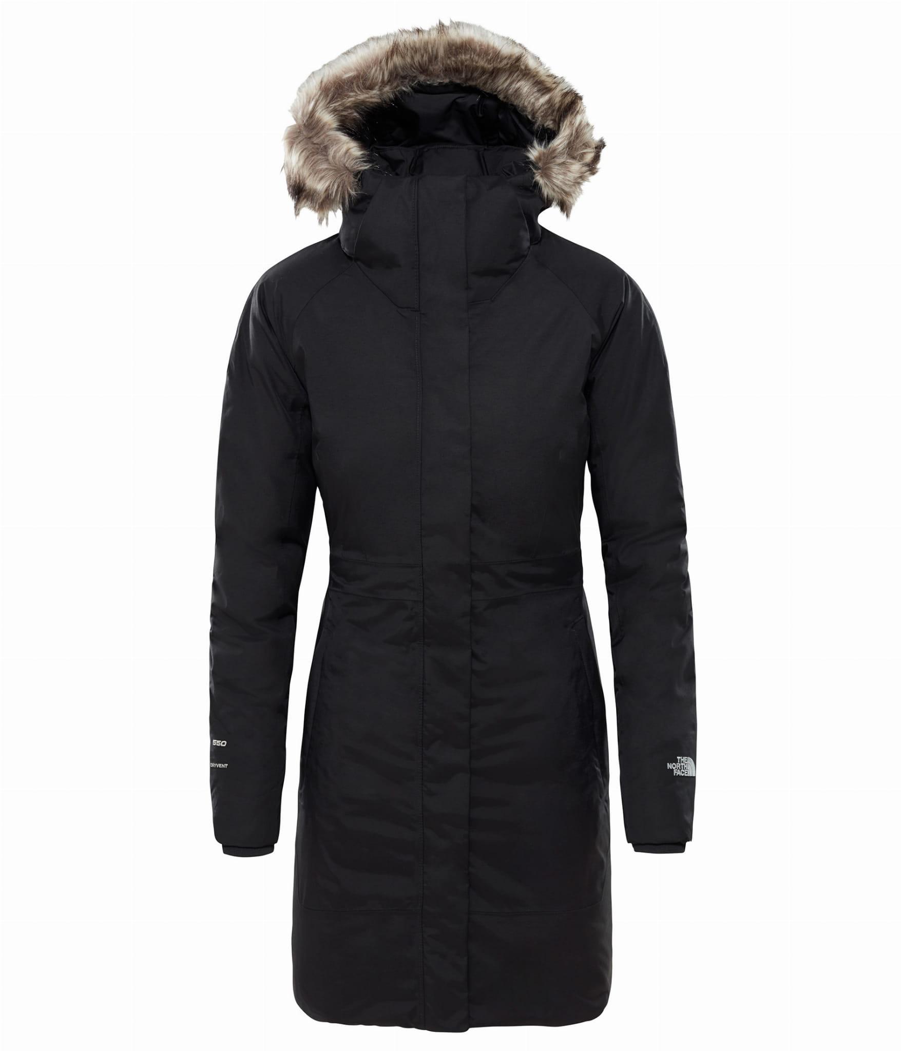 dobrze znany rozsądna cena zamówienie Płaszcz Damski The North Face ARCTIC PARKA II tnf black