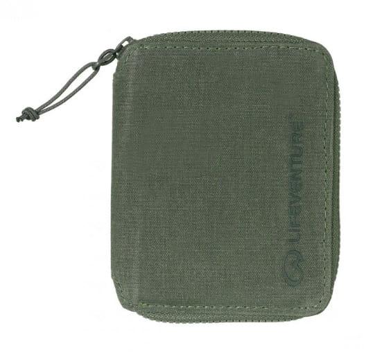5d65bb95f304a Portfel Lifeventure RFID BI FOLD WALLET olive w Sklep Górski multanex.pl